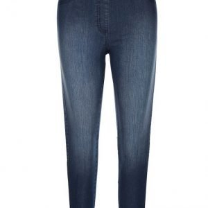 Miamoda 7/8 Farkkuleggingsit Blue Stoned
