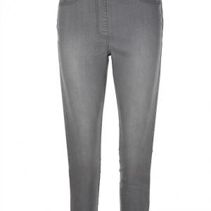 Miamoda 7/8 Farkkuleggingsit Grey Denim