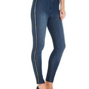 Miamoda Farkkuleggingsit Darkblue Denim