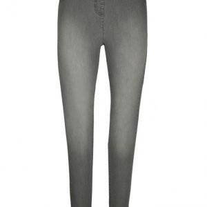 Miamoda Farkkuleggingsit Grey Denim
