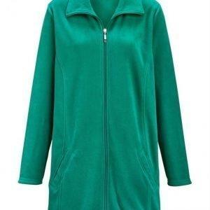 Miamoda Fleecetakki Smaragdi
