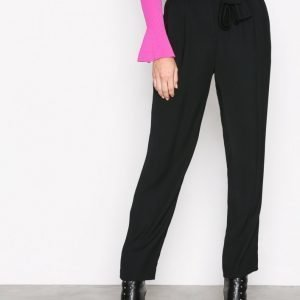 Michael Kors Crt Shape Pleated Pant Housut Black