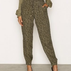 Michael Kors Mini Finley Track Pants Housut Green