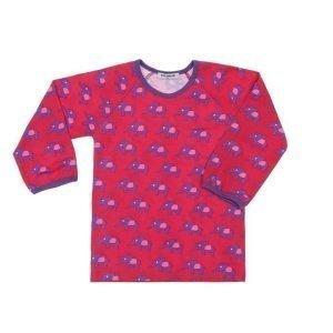 Mini Cirkus pitkähihainen T-paita