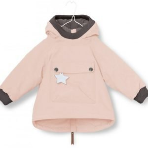 Mini a Ture Anorakki Vauvan Wen Light pink