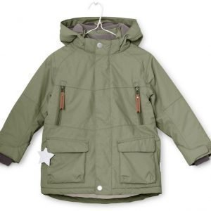 Mini a Ture Anorakki Wandy Deep Green Navy