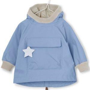 Mini a Ture Takki Kevyt toppaus Baby Vito Cerulean Blue Purple