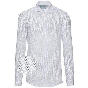 Minimum Adriel kauluspaita pitkähihainen paitapusero