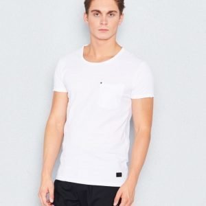 Minimum Bradley Tee 000 White