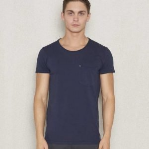 Minimum Bradley Tee 699 Navy