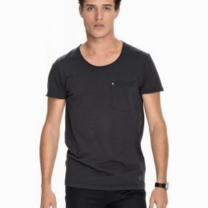 Minimum Bradley tee T-paita Black