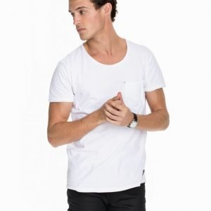 Minimum Bradley tee T-paita White