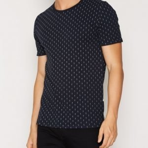 Minimum Delta T-shirt T-paita Dark Navy