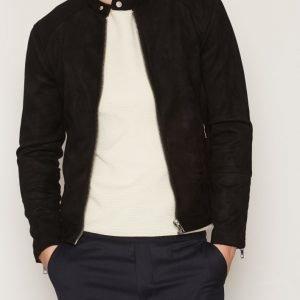 Minimum Farman Jacket Takki Black