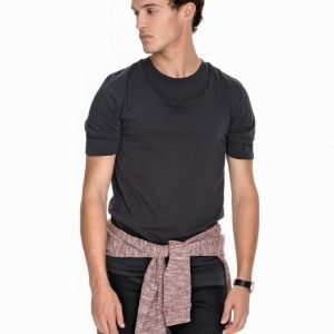 Minimum Findlay tee T-paita Black