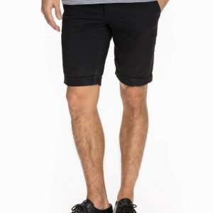 Minimum Frede Shorts Shortsit Black