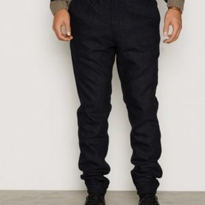 Minimum Havens Pants Housut Dark Navy