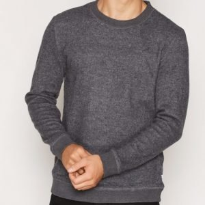 Minimum Heroa Sweatshirt Pusero Dark Grey