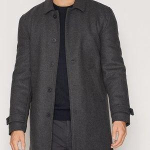 Minimum Jenkings Jacket Takki Grey Melange