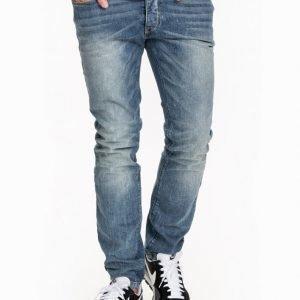 Minimum Karl Jeans Farkut Medium Blue