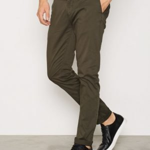 Minimum Norden Pants Chinot Dark Green