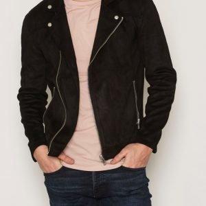 Minimum Paseo Jacket Takki Black