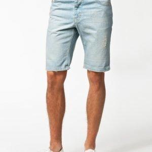 Minimum Samden Shorts Shortsit Vaaleansininen