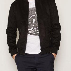 Minimum Santo Jacket Takki Black