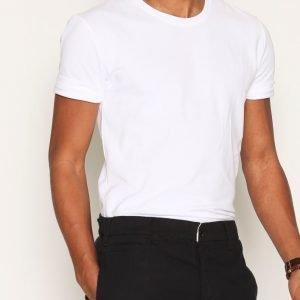 Minimum Sims T-shirt T-paita White
