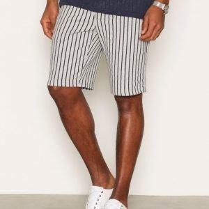 Minimum Slomi Shorts Shortsit Light Grey Melange