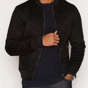 Minimum Sonjay Jacket Takki Black