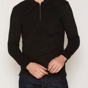 Minimum Wesola T-shirt Pusero Black