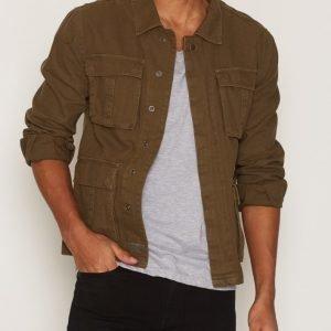 Minimum Woodbury Jacket Takki Sea