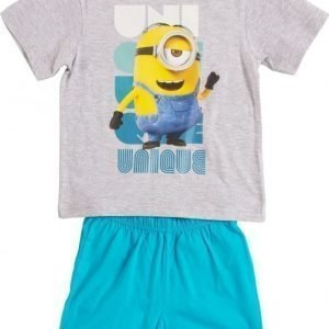 Minions Despicable me Yöpuku Turquoise