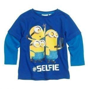 Minions T-paita Sininen