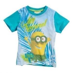Minions T-paita Turkoosi