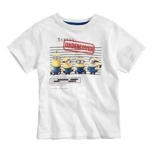 Minions T-paita Valkoinen