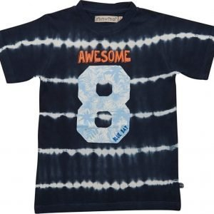 Minymo T-paita Fred Dark Blue