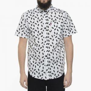 Mishka Crypt Keeper Button Up Shirt
