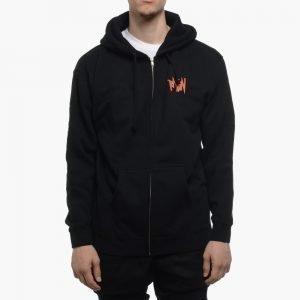 Mishka Rasputin Zip-Up Hoodie