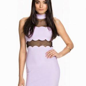 Miss Selfridge Scallop Detail Dress