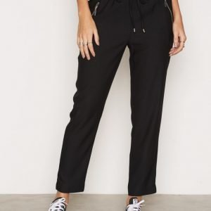 Miss Selfridge Zip Pocket Joggers Housut Black