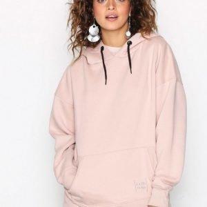 Missguided Londunn Oversized Hoodie Huppari Pink
