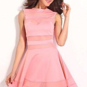 Missy vaaleanpunainen mekko