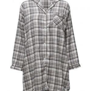 Missya Parker Flannel Long Shirt yöpaita
