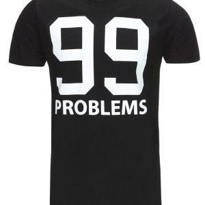 Mister Tee '99 Problems' T-paita
