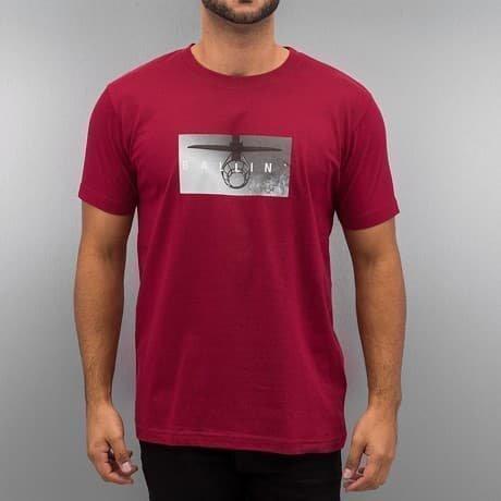 Mister Tee T-paita Punainen