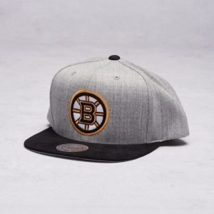 Mitchell & Ness Boston Bruins Snapback