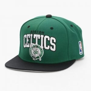 Mitchell & Ness Celtics Team Arch Snapback