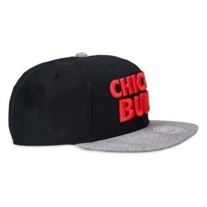 Mitchell & Ness Chicago Bulls Black